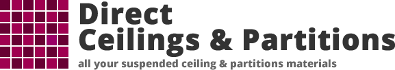 Suspended Ceilings, Partitioning and Interior Refurbishment Specialists Logo